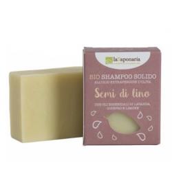 Shampoo solido ai semi di...