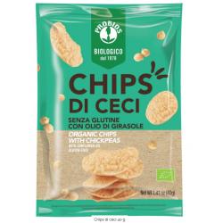 Chips di Ceci Bio Probios