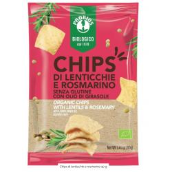 Chips di Lenticchie e...
