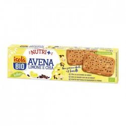 Biscotti avena limone e...