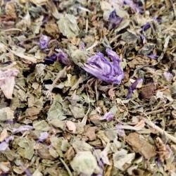 Malva fiori e foglie Erbe...