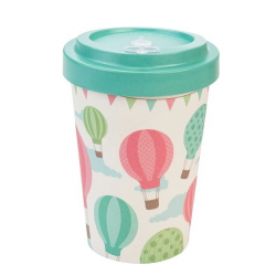 BAMBOO CUP BALOONS GREEN...