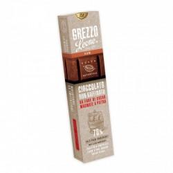 Cioccolato Grezzo al Rhum...