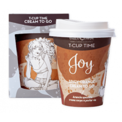 T-CUP TIME JOY CREAM TO GO...