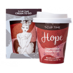 T-CUP TIME HOPE CREAM TO GO...