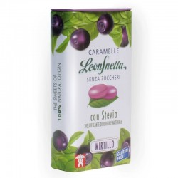 Caramelle Leonsnella Stevia...