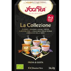 La Collezione Yogi Tea