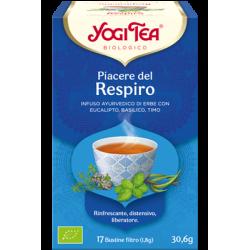 Piacere del Respiro Yogi Tea