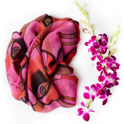 PICASSO Foulard Bamboo -...