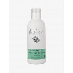 Shampoo capelli con forfora...